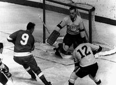 100th anniversary of the NHL - November 20, 2017:  1967 expansion -  In 1967 the NHL would expand to 12 teams, adding the St. Louis Blues, Philadelphia Flyers, Minnesota North Stars, California/Oakland Seals, Los Angeles Kings (pictured against the Detroit Red Wings) and Pittsburgh Penguins.