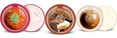 A Month of Beautiful Giveaways: The Body Shop Body Butter Trio