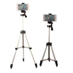 "Aluminium Camera Stand Tripod Mount Holder For Iphone 7 4.7"" 5.5"" Plus 6G 6S"