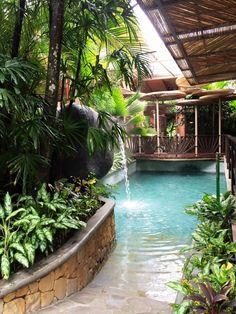 Baldi Hot Springs, Costa Rica | thepuravidalife|