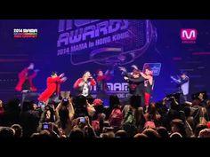 MAMA 2014 - BTS Performance
