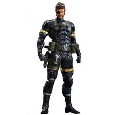 Square enix METAL GEAR SOLID 5 GROUND Z SNAKE P.A.K. Square enix METAL GEAR SOLID 5 GROUND Z SNAKE P.A.K....