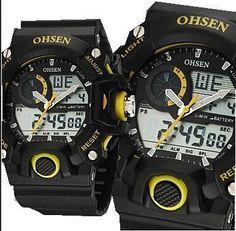 Herren Armbanduhr Schwarz Runde Zifferblatt Silikon Band Japan Movement Fashion Tauchen Sport Uhr Armbanduhr (verschiedene Farben), weiß - http://uhr.haus/oofay/herren-armbanduhr-schwarz-runde-zifferblatt-uhr-4