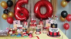 60th Birthday Party Ideas Theme Parties Image