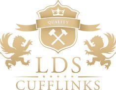 lds cufflinks, lds gifts, cufflinks, lds missions, mission cufflinks, cufflinks and production in London