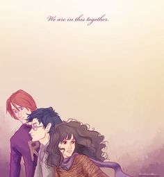 We are in this together. by viria13.deviantart.com on @deviantART