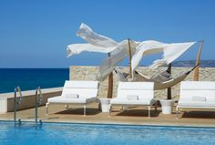 The Romanos, a Luxury Collection Resort, Costa Navarino - Koroni Royal Villa - Pool & Terrace