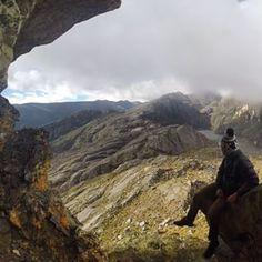 Y no todo son deportes extremos, te puedes sentar a admirar lo que la naturaleza le regaló a Venezuela. | 26 Fotos de Instagram que harán sentir orgulloso a cualquier venezolano