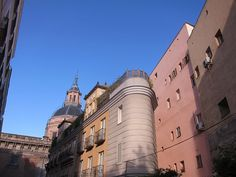 Calle de los Mancebos, La Latina. Madrid