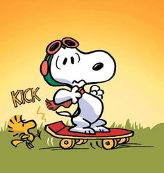 Snoopy and Woodstock Snoopy Cartoon, Snoopy Comics, Peanuts Cartoon, Peanuts Snoopy, Cartoon Pics, Peanuts Christmas, Charlie Brown Christmas, Charlie Brown And Snoopy, Chuck Brown