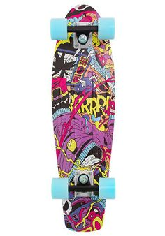 Penny Weird-Reality-27 - titus-shop.com #CruiserComplete #Skateboard #titus #titusskateshop