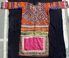 #Hmong textile.  lovely.