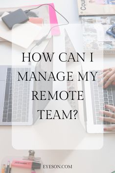 Managing a team can be challenging but, what if the team works remotely? These recommendations will help you lead a productive and motivated team. A Team, Productivity, Remote, Challenges, Canning, Motivation, Tips, Home Canning, Pilot