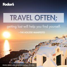Travel Inspiration! #travel #inspiration #quotes (via http://fb.com/pinwoot)