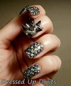 85 Best Junk Nails Images Gel Nails Nail Art Designs Gorgeous Nails