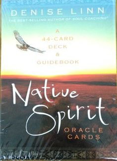 Native spirit orakelkort • Seastar • Tictail