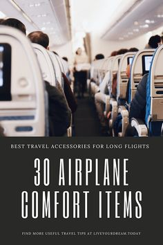 30 Airplane Comfort Items for your next long haul flight. Best plane comfort hacks and travel essentials to improve your travel experience. Make your time in the air comfy with these most useful carry on flight essentials for international travel! Read and find out what to bring on a long flight to keep yourself comfortable. Sedona Arizona, Las Vegas Hotels, Travel Advice, Travel Tips, Travel Hacks, Travel Destinations, Vegas Packing, Packing Lists, Travel Route