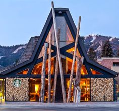The first licensed store with Clover and beer and wine, Ketchum Town Center is a unique and creative blending of our new Starbucks store with the existing visitor's center. The objective was to create...