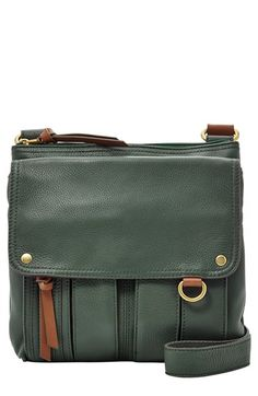 Fossil 'Morgan Traveler' Crossbody Bag available at #Nordstrom