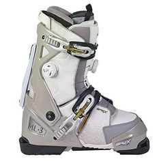 Apex Ski Boots ML-3 Peak Performance Ladies, Mondo 26.0 by Apex