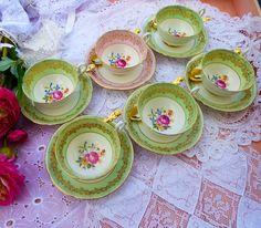 Royal Grafton teacups