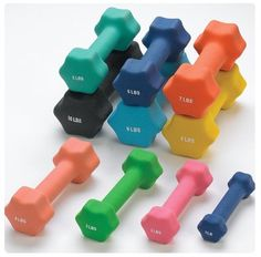 Individual Neoprene Dumbbells  5 lbs -- You can get more details by clicking on the image.