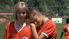 Jonathan brandis b-cums Martha in ladybugs ! A rich dude wunts his dawter,s s awful soccer team to win .but now thuh rich girl luvs thuh teams star player hoo issint feemale! Wuts a girl 2 du ? Ladybugs Movie, Vinessa Shaw, Movie Collage, Wall Collage, Miss The Old Days, Rich Girl, Favorite Person, My People, Cute Guys