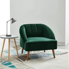 Deco Retro, Tub Chair, Decoration, Accent Chairs, Armchair, Sweet Home, Sofa, Furniture, Nutella