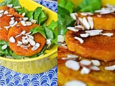 Simple butternut squash salad by como.come.cami