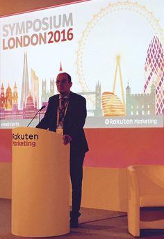 Rakuten Marketing Symposium London 2016