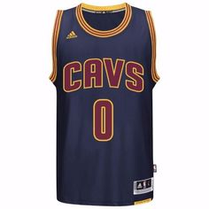 ced87435393f Kevin Love Cleveland Cavaliers NBA Adidas Men Navy Blue Official Climacool  Alternate Swingman Jersey