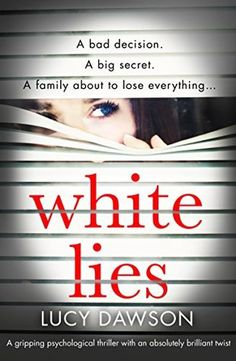 White Lies by Lucy Dawson @lucydawsonbooks @Bookouture #bookreview #thriller | Carries Book Reviews