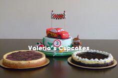Valeria´s Cupcakes: Cars para Felipe