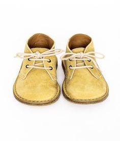 Pakun Pakun - Designer Shoes for Children - Boys Mustard Boots by Pepe http://pakunpakun.com/boys-collection/135-n.html