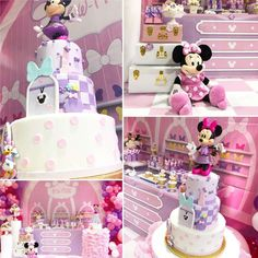 My Little Angel Decorations 's Birthday / Minnie Mouse - Photo Gallery at Catch My Party Mickey Mouse Clubhouse Birthday, Minnie Mouse Party, Mouse Parties, First Birthday Party Themes, 2nd Birthday, Mouse Photos, Alcholic Drinks, Angel Decor, Destiny