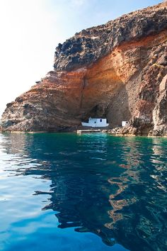Chapel at Santorini Hot Springs