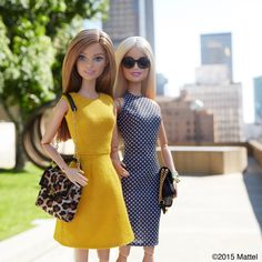 """""""TGIF! Who's ready for this weekend?☝️#barbie #barbiestyle"""""""