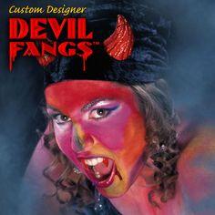 Custom Designer© Devil Fangs™