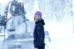 Outdoorkleidung aus dem Allgäu von Adele Bergzauber. Aufgenommen in Lappland bei -20C   #adelebergzauber #merino #merinopullover #berge #mountainbike #mtb #klettern #bouldern #draussen #outdoorbekleidung #allgäu #kempten Adele, Merino Pullover, Lappland, Sport, Mtb, Raincoat, Winter Jackets, Shopping, Bouldering