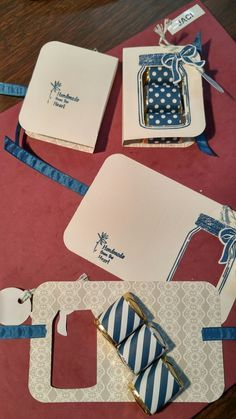 Image result for folded card gift choc
