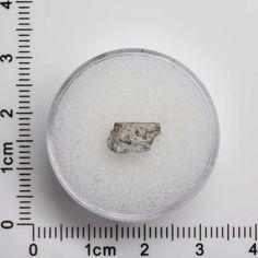great gift Sikhote-Alin Russian Meteorite Specimen in clear acrylic case