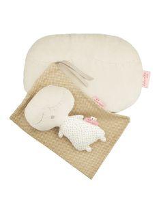 Sleeping baby soft toy