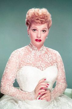 The 8 most iconic red manicures in TV and film: I Love Lucy
