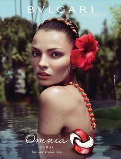 Images de Parfums - Bvlgari : Omnia Coral