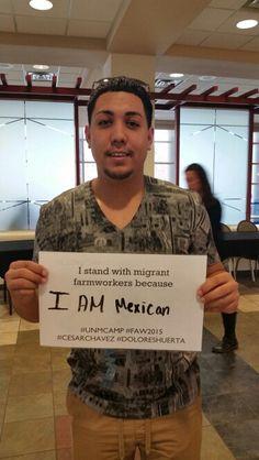 Farmworker Awareness Week UNM Nuevo México #FAW2015