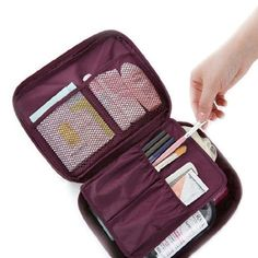 284cef3eb6fd 14 Best cosmetic case images in 2018 | Cosmetic case, Toiletry bag ...