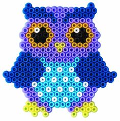 Owl Hama Mini Beads