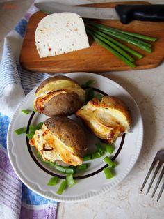 ziemniaki z serem