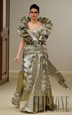Robert Abi Nader Spring-summer 2011 - Couture