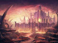 Mobile Game Evil Castle by mrainbowwj on @DeviantArt